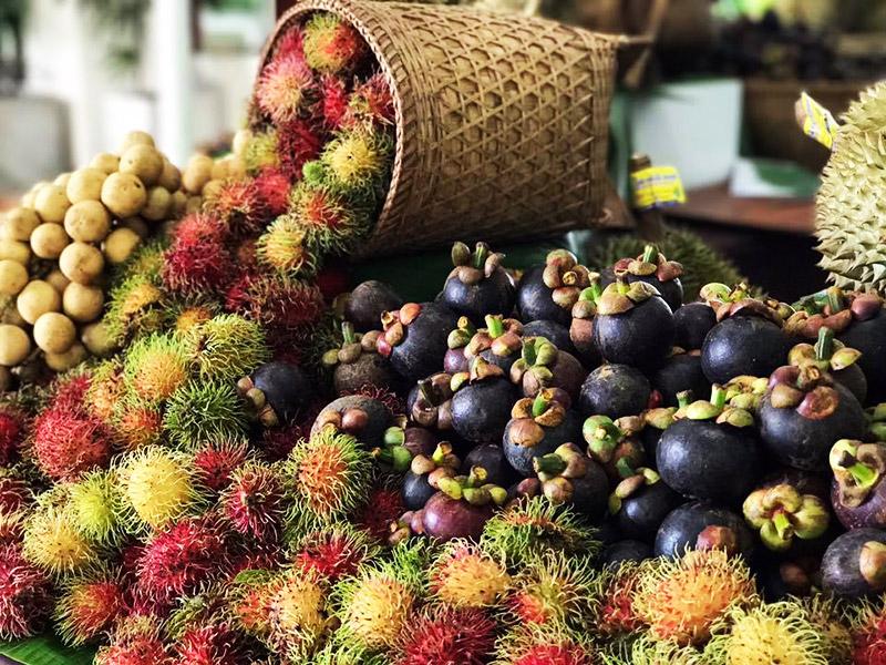 ผลไม้ในสวนเคพี การฺ์เด้นท์
