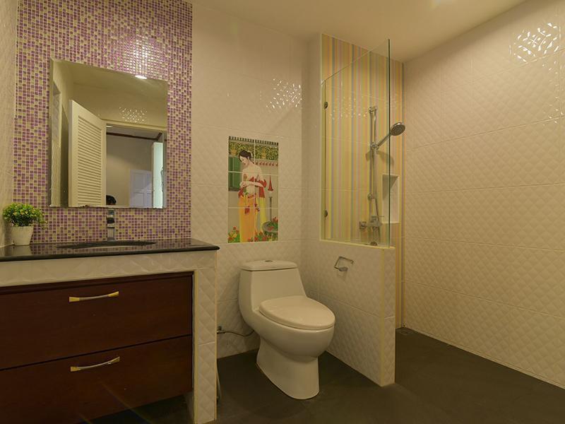 ห้องน้ำ มอลลี่ พูลวิลล่า